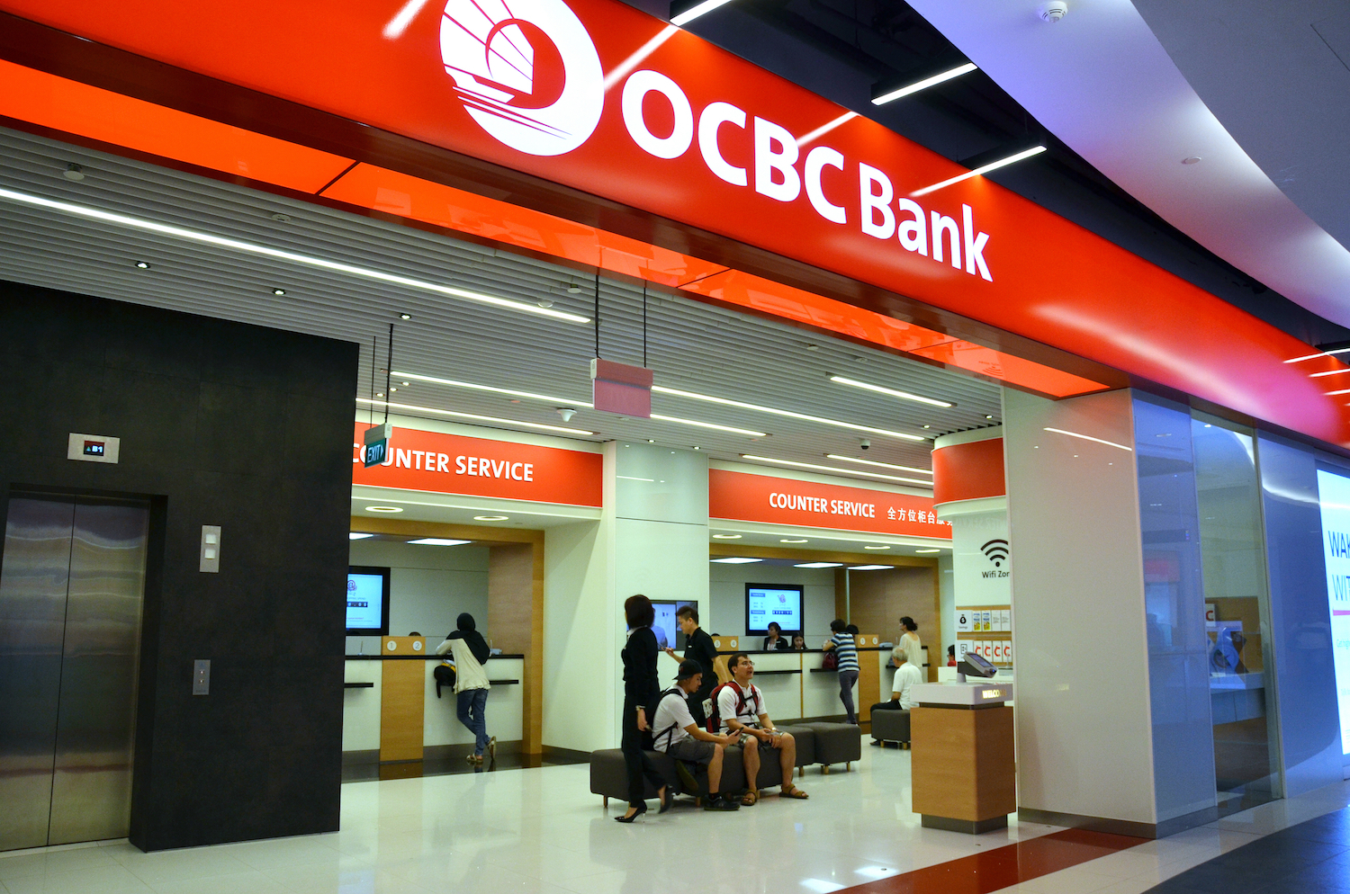 OCBC Trials Blockchain for Interbank Payments  CoinDesk