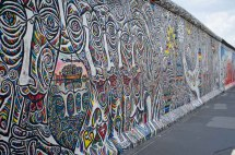 Art Berlin Wall Today