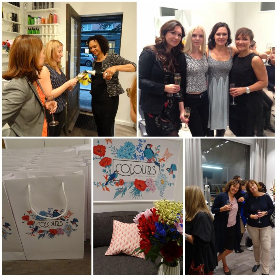 Invigningsfesten på Colours by Jenny Hansson