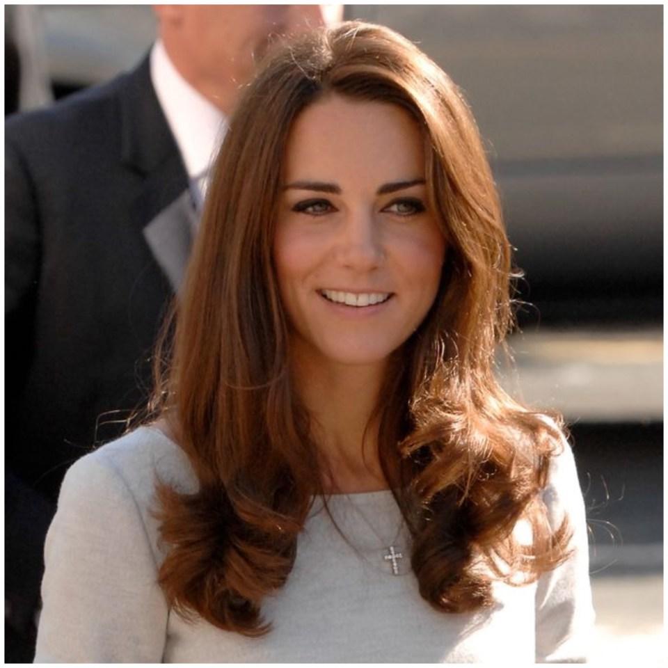 Princess Kates hårfärg inspirerade oss