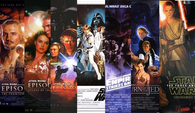 Image result for star wars films