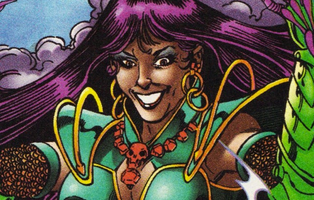 Witches - 5 - Morgan le Fay