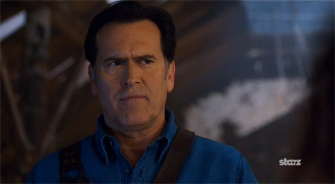 Ash vs Evil Dead Recap with Spoilers The Host