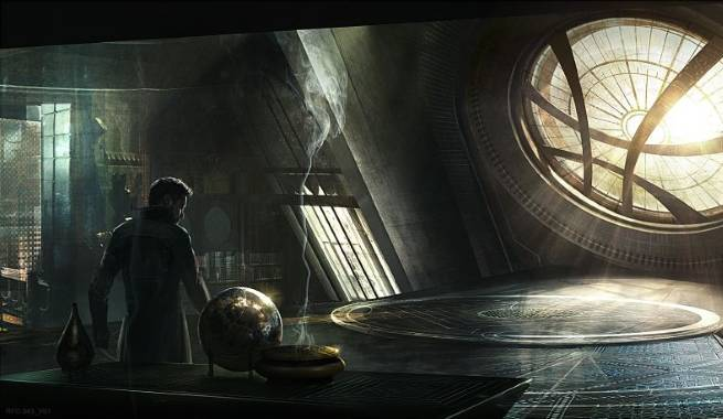Marvel Producer Louis DEsposito Shares New Doctor Strange