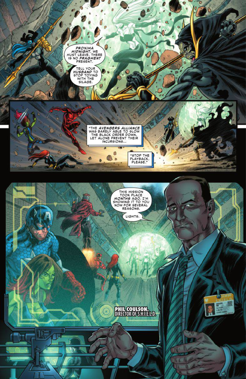 Avengers Alliance preview