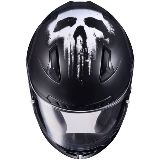 Hjc Marvel Motorcycle Helmets