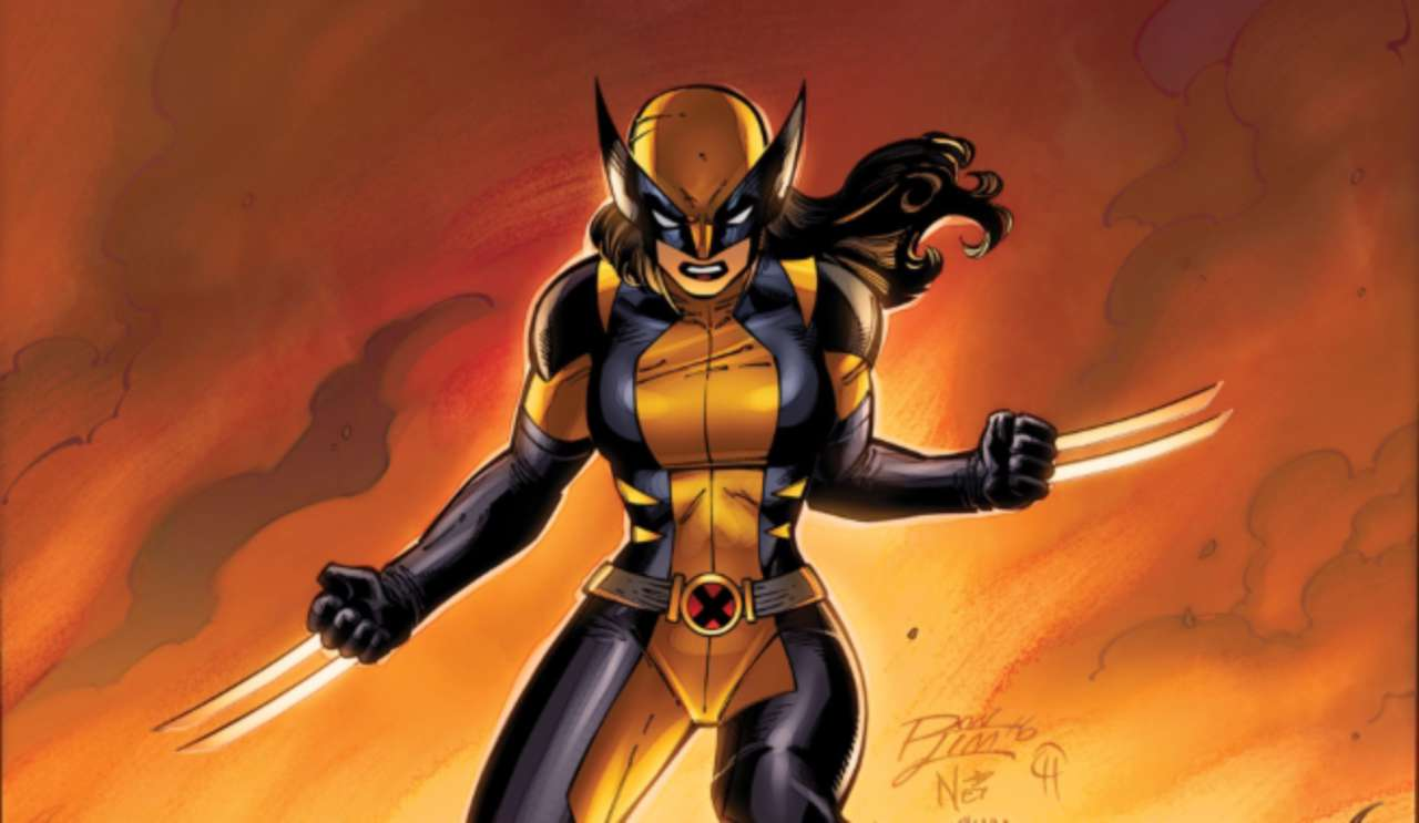 Image result for all new wolverine