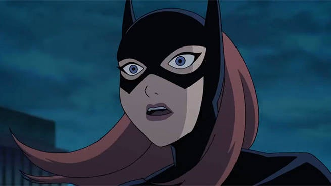 batgirl tkj