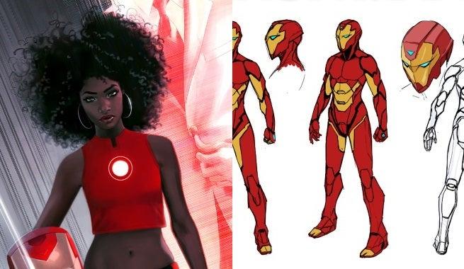 Iron Man - Riri Williams