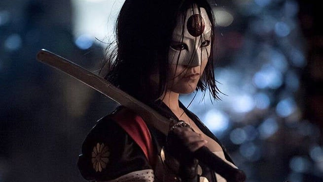 Image result for suicide squad katana