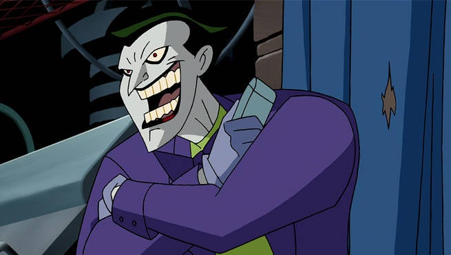 The Joker Animated Wallpaper 5 Reasons Mark Hamill S Joker Is So Iconic