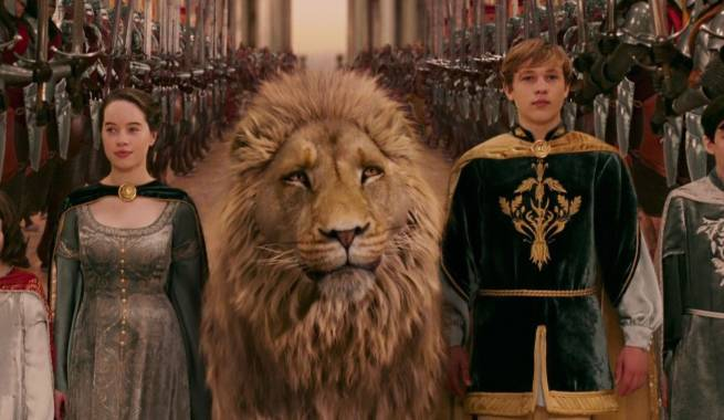 The Chronicles Of Narnia Returning With The Silver Chair