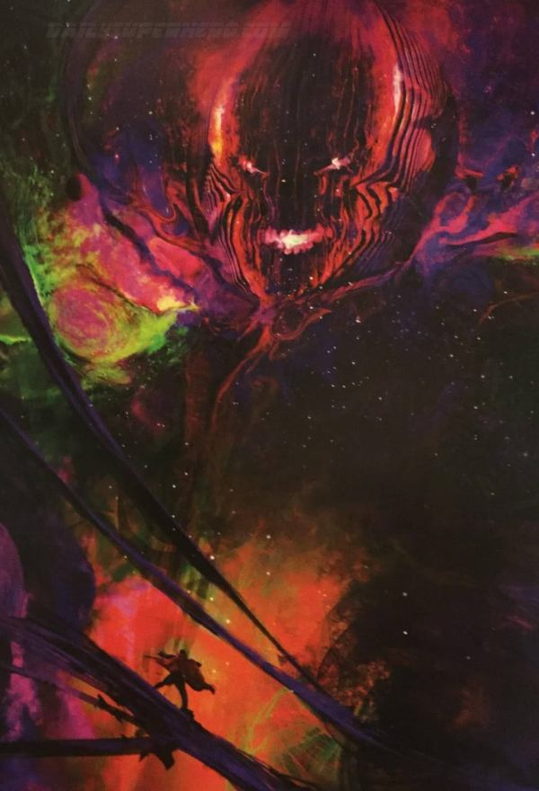 Marvel Doctor Strange Comic Art