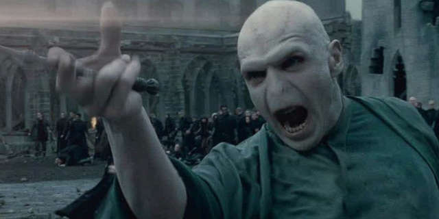 Ralph Fiennes Would Play Voldemort Again