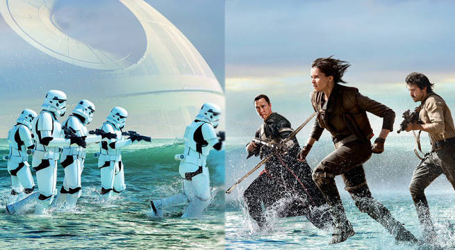 new rogue one a