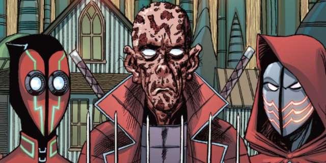 Deadpools Daughters Mutant Power Revealed