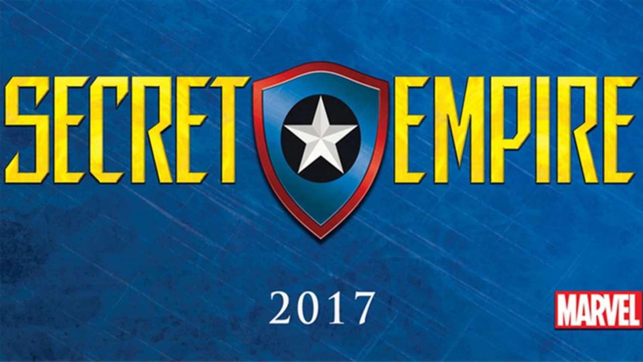 Resultado de imagem para secret empire marvel 2017