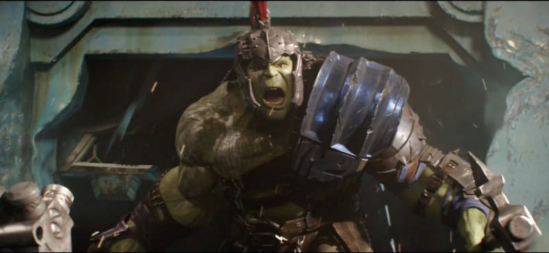 Image result for hulk thor
