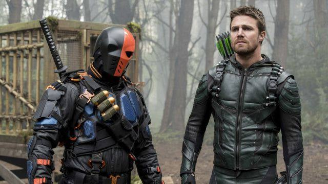 Image result for arrow finale