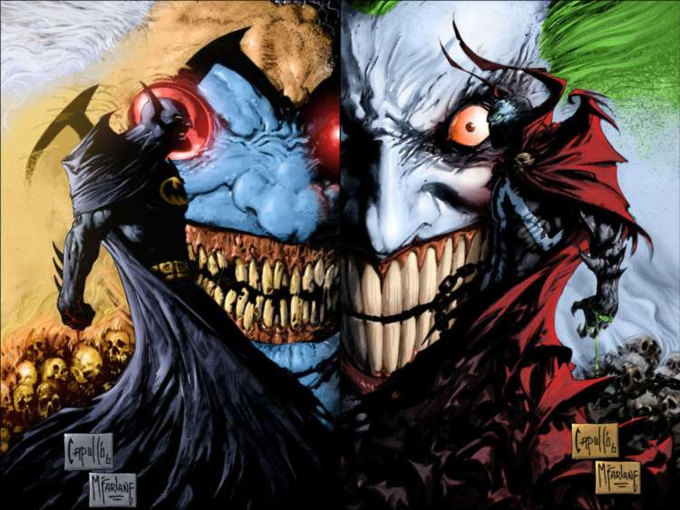 Image result for spawn greg capullo