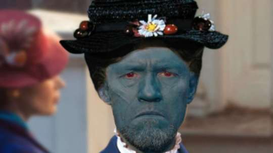 Image result for yondu mary poppins