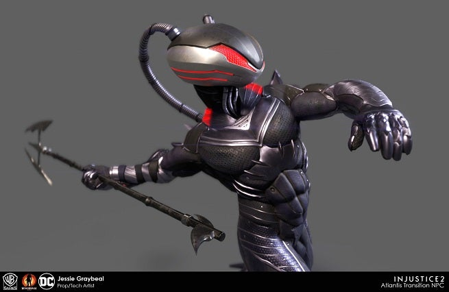 Image result for black manta injustice 1
