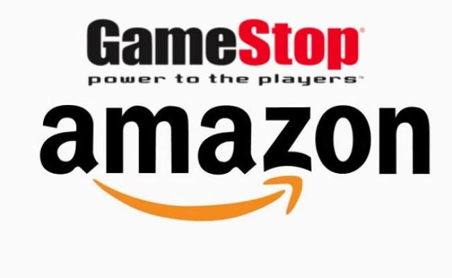 Gamestop And Amazon Teaming Up For Joint Trade In Program