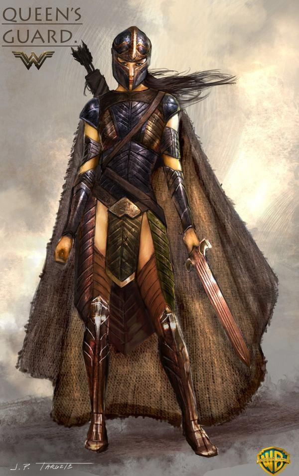 Amazon Wonder Woman Costume