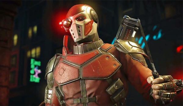 Injustice 2 How To Beat Deadshot Black Adam And Other