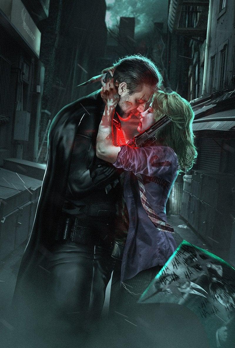 Image result for martha Wayne / Joker