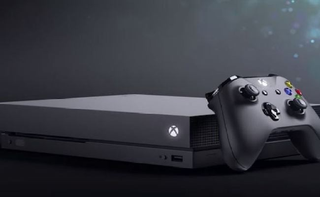Xbox One X Gamestop Reveals Console Trade In Promo