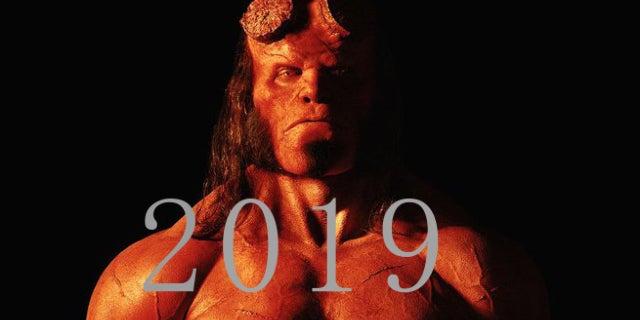 'hellboy' Reboot Release Date Revealed [update]