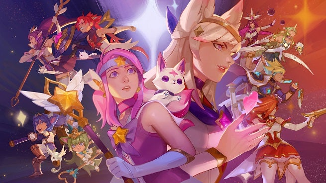 take this league of legends quiz to find out which star