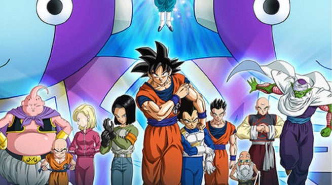Dragon Ball Super Universe Survival Saga Ends April 2018