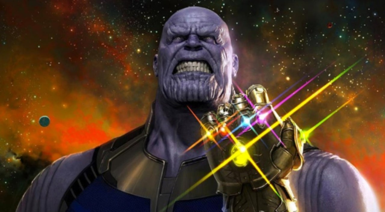 Image result for infinity gauntlet thor