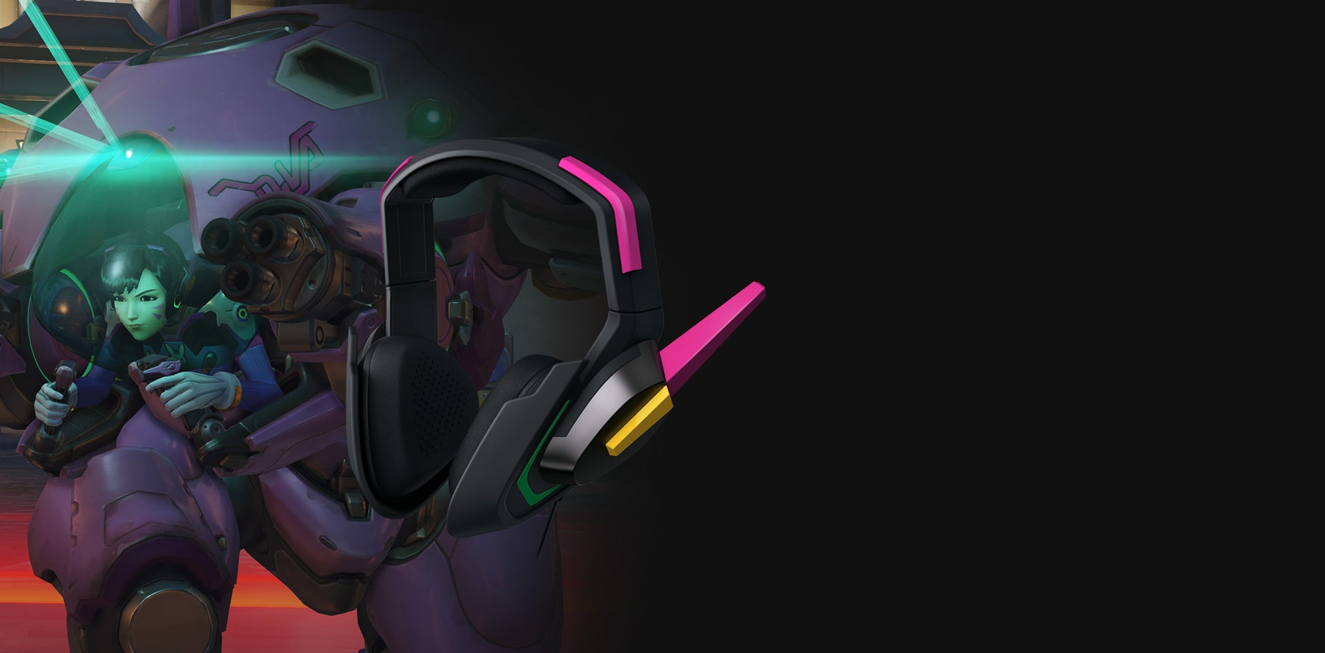 MEKA Activated New Razer Gaming Line Lets You Harness Your Inner DVa