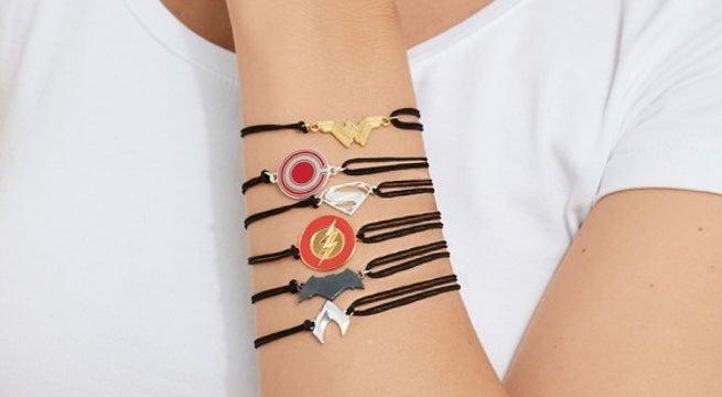 alex and ani justice league bracelet