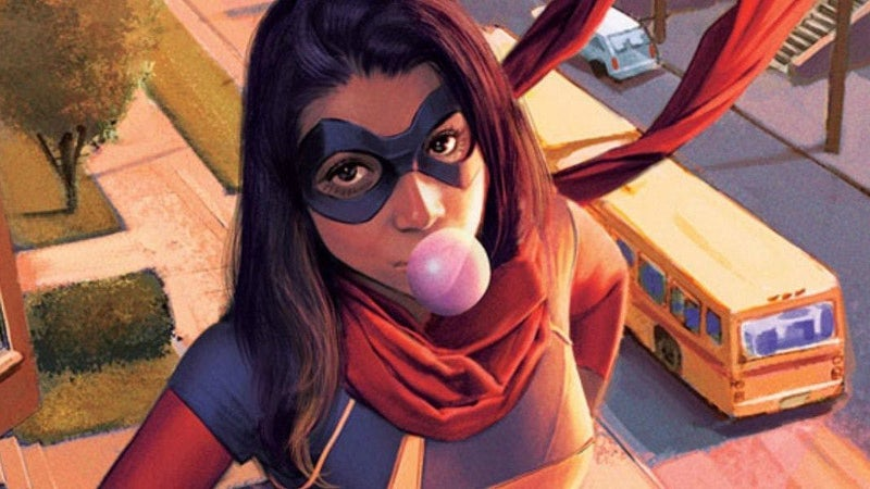 Ms. Marvel Kamala Khan MCU TV Series