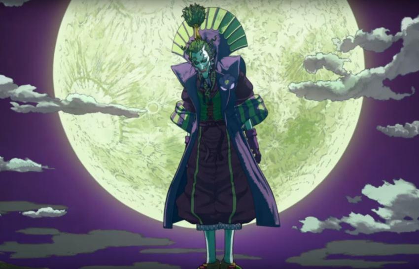 Animated Films Joker Batman Ninja
