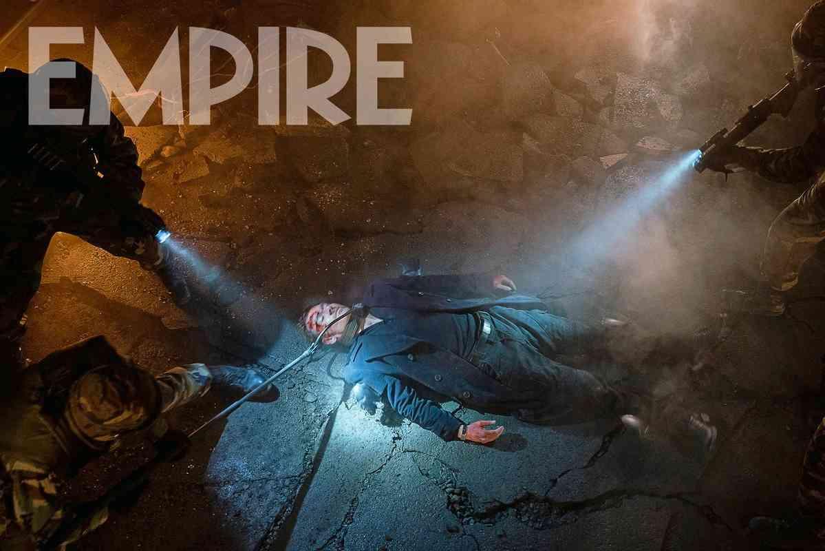New X Men Dark Phoenix Photo Features A Beaten Magneto