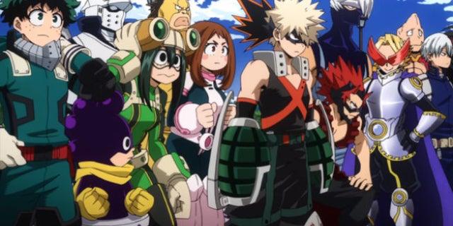 750x1334 bnha wallpaper #bnha #bokunoheroacademia #myheroacademia | anime>. This 'Naruto' and 'My Hero Academia' Crossover Hits Too ...