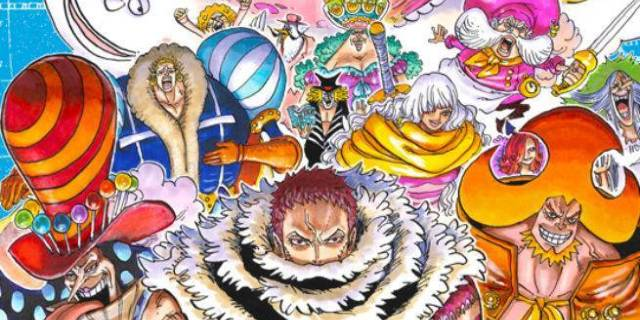 One Piece Reveals Big Moms Newest Daughter