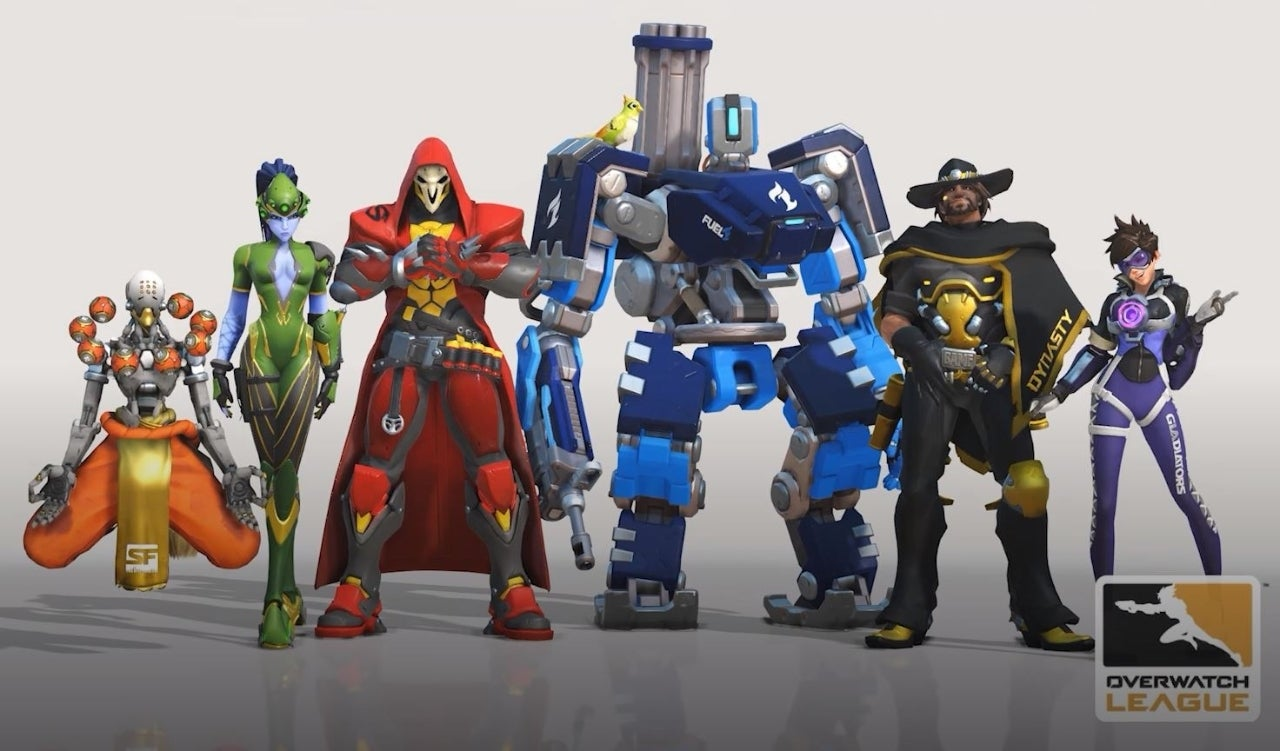 Overwatch Gets New Skins Today Marks The Start Of A New
