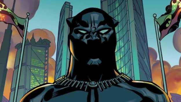 Black Panther Recommendation - Coates Stelfreeze