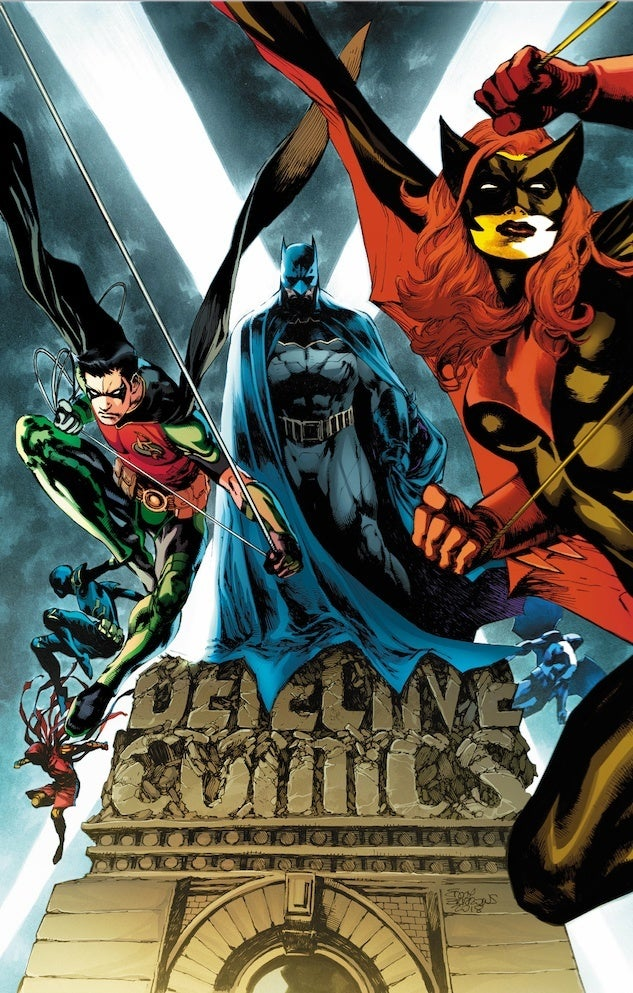 James Tynion IV To Leave Detective Comics