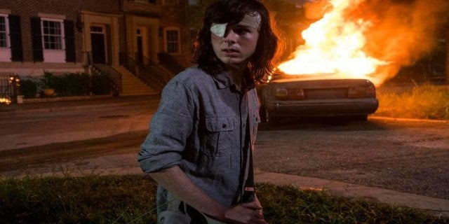 The Walking Deads Chandler Riggs Says Scott Gimple Didn