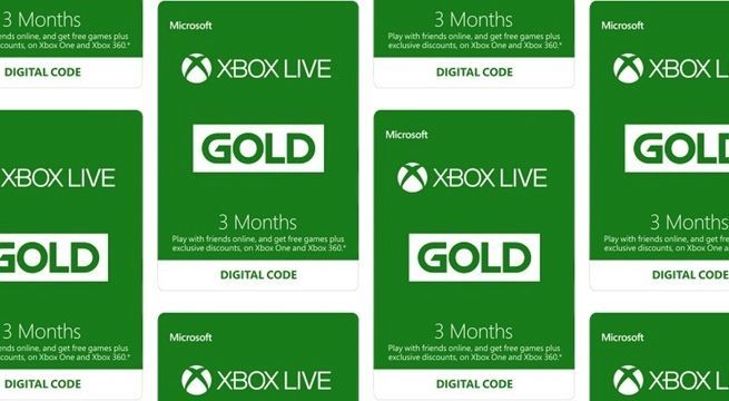 Xbox Live Gold Promotion Offers 6-Month Memberships For