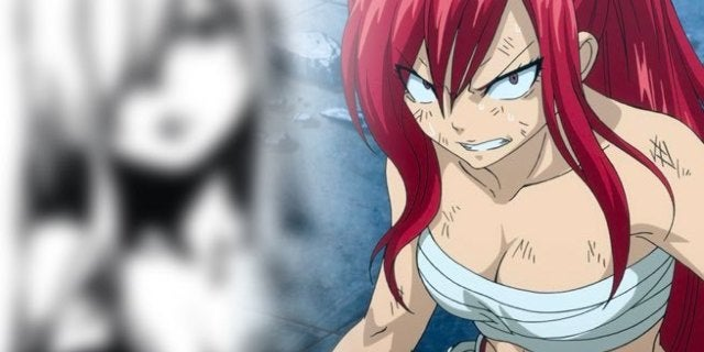'Fairy Tail' Creator Shares Sultry Erza Sketch