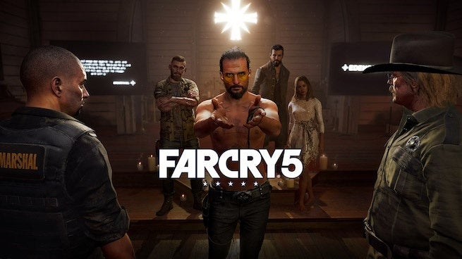 Far Cry 5 Features Microtransactions But Only for Cosmetic Items