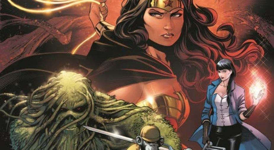 Image result for justice league dark 2018 issue 1
